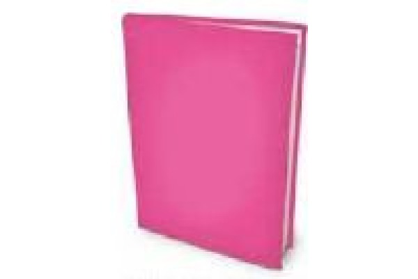 ROOST Buchhülle A5 4343050 Pink