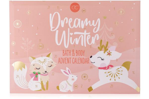 ROOST Adventskalender 43x4x31cm 6054451 Dreamy Winter Überraschungen