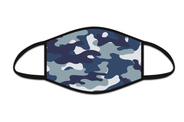 ROOST Mund-Nasen-Maske 9718 Camouflage