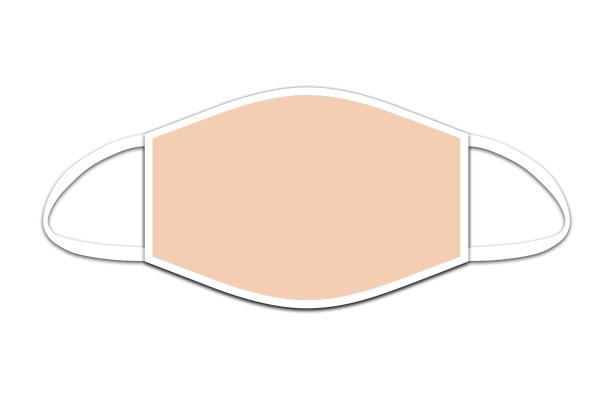 ROOST Mund-Nasen-Maske 9723 beige/rose