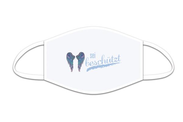ROOST Mund-Nasen-Maske 9766 Sei beschützt