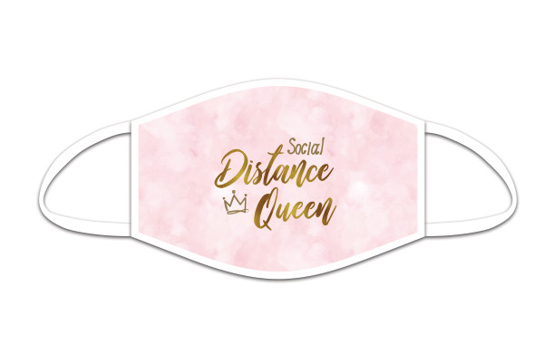 ROOST Mund-Nasen-Maske 9771 Social Distance Queen