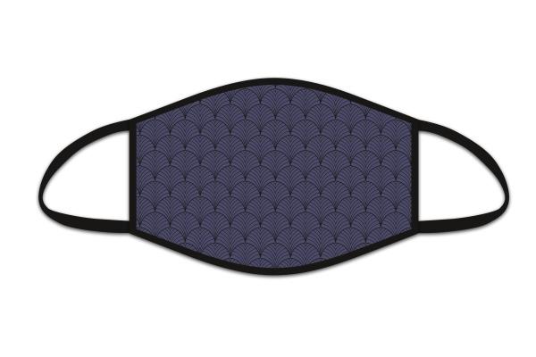 ROOST Mund-Nasen-Maske 9827 Art Deco