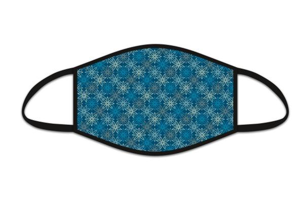 ROOST Mund-Nasen-Maske 9828 Crystal