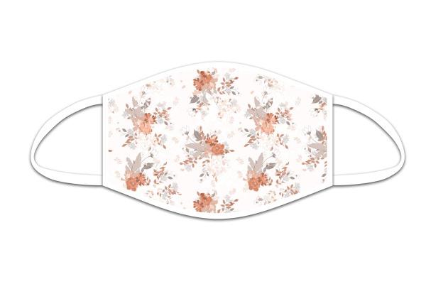ROOST Mund-Nasen-Maske 9830 Flower