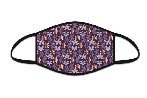 ROOST Mund-Nasen-Maske 9834 Leaves