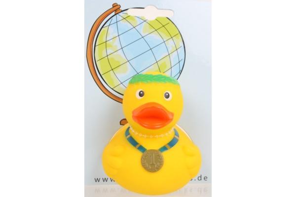 ROOST Ente Winner 99567 gelb, 8cm