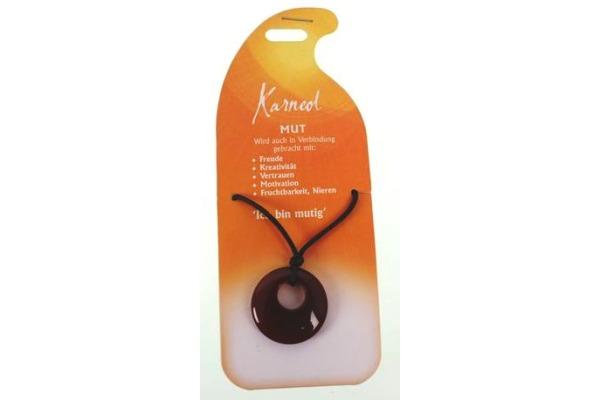 ROOST Halsband Mut G218 Karneol
