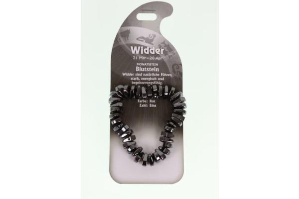 ROOST Armband Widder G237 Blutstein