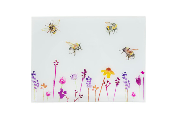 ROOST Busy Bees Schneidebrett LP93923A farbig 40x30cm