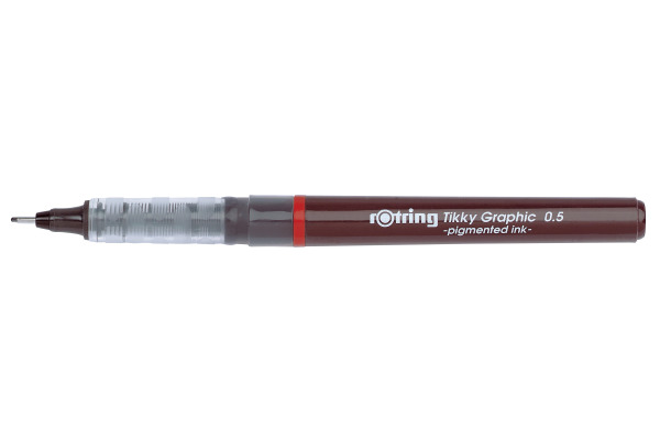 ROTRING Tikky Graphic 0,5mm 1904756 schwarz