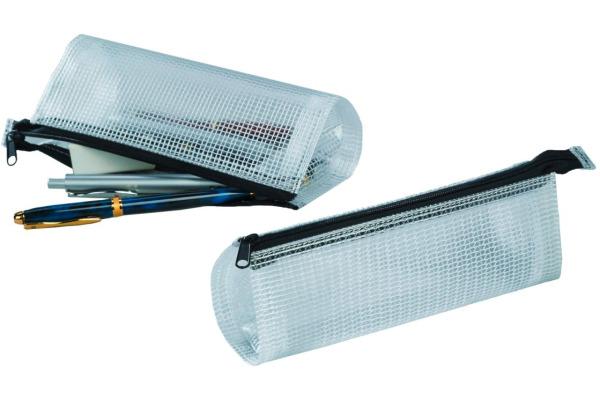 RUMOLD Mesh Schlampermäppchen 378555 PVC/Netzgewebe transparent
