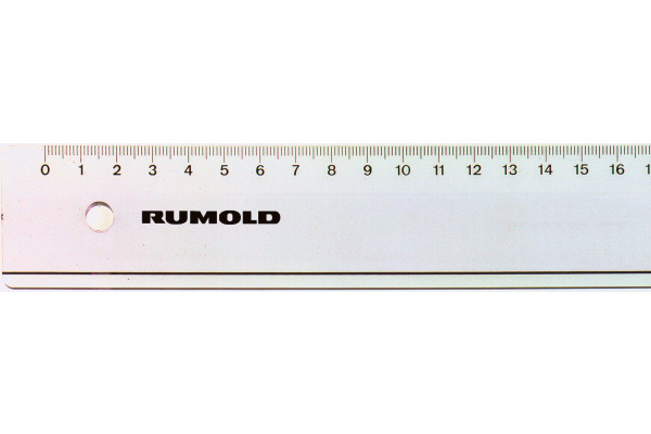 RUMOLD Büro/Technikerlineal FL41 50cm FL41/50