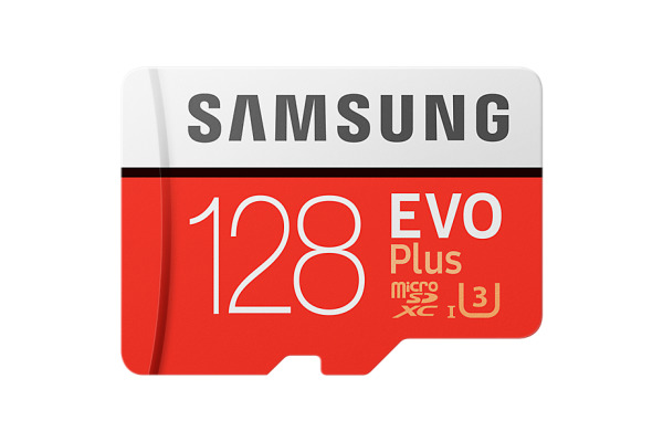 SAMSUNG Micro-SDXC Card Evo Plus 128GB MB-MC128G with Adapter Class 10 100MB/s