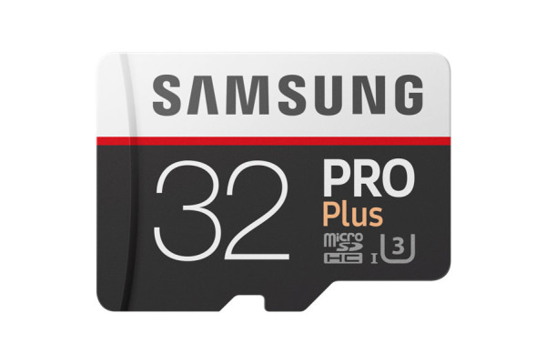 SAMSUNG Micro-SDHC Pro Plus 32GB MB-MD32GA with Adapter Class 10 100MB/s