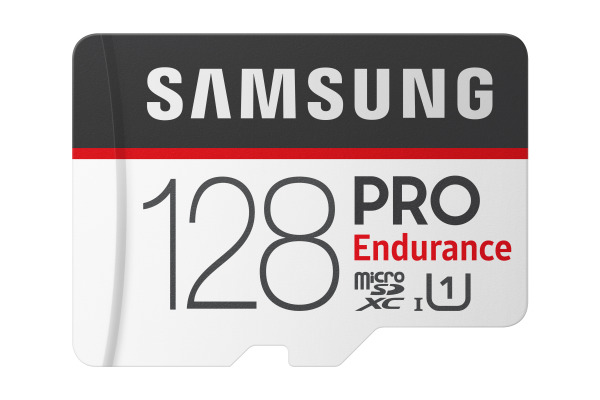 SAMSUNG Micro-SDHC Pro Endurance 128GB MB-MJ128G with Adapter Class 10 100MB/s