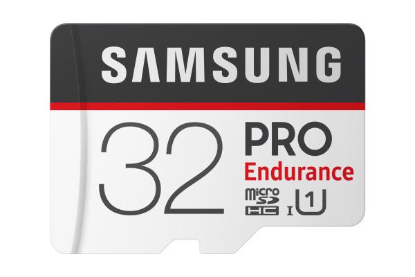 SAMSUNG Micro-SDHC Pro Endurance 32GB MB-MJ32GA with Adapter Class 10 100MB/s