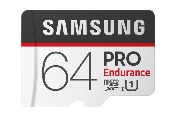 SAMSUNG Micro-SDHC Pro Endurance 64GB MB-MJ64GA with Adapter Class 10 100MB/s