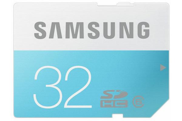 SAMSUNG SDHC-Card Standard 32GB MB-SS32D Class 6 24MB/s