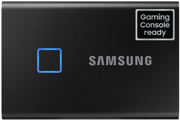 SAMSUNG SSD Portable T5 1TB MU-PA1T0B USB 3.1 Gen. 2 black