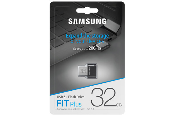 SAMSUNG USB Drive Fit Plus 32GB MUF-32AB USB 3.1