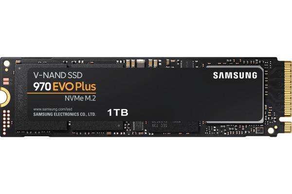 SAMSUNG SSD 970 Evo Plus Series 1TB MZ-V7S1T0 m.2 NVMe PCIe