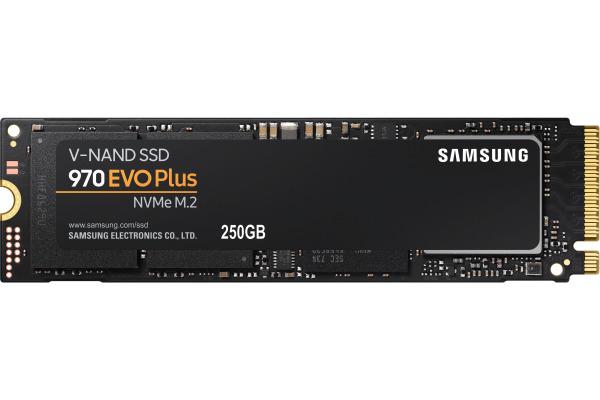 SAMSUNG SSD 970 Evo Plus Series 250GB MZ-V7S250 m.2 NVMe PCIe