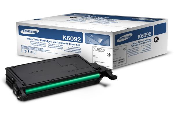 SAMSUNG Toner-Modul schwarz CLT-K6092 CLP-770ND 7000 Seiten