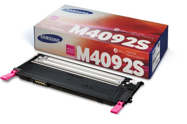 SAMSUNG Toner magenta CLT-M4092 CLP 310/315 1000 Seiten
