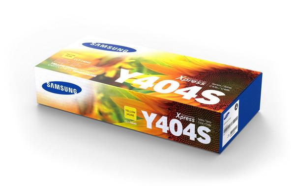 SAMSUNG Toner yellowow CLT-Y404S SL-C430 480 1000 Seiten