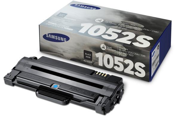 SAMSUNG Toner-Modul schwarz MLT-D1052 ML-1910/2580 1500 Seiten