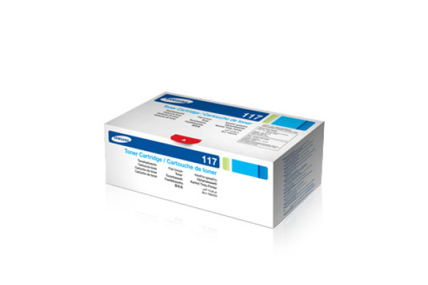 SAMSUNG Toner-Modul schwarz MLT-D117S SCX-4655 2500 Seiten