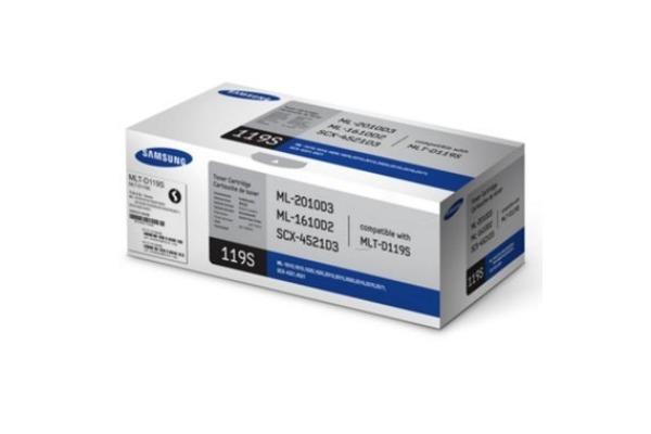 SAMSUNG Toner-Modul schwarz MLT-D119S ML-1610/SCX-4321 2000 Seiten
