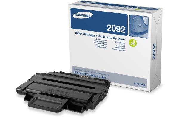 SAMSUNG Toner-Modul schwarz MLT-D2092 SCX 4824/4828 2000 Seiten