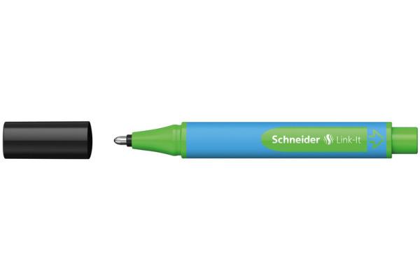 SCHNEIDER Kugelschreiber Link-It 004014 001 schwarz