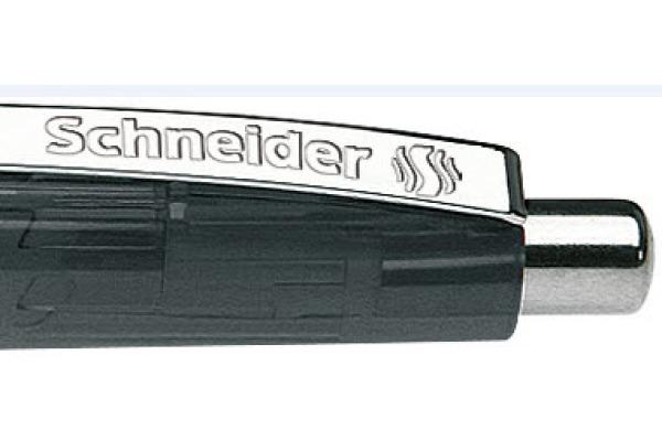 SCHNEIDER Kugelschreiber ICY Colours 0.5mm 132001 schwarz, nachfüllbar