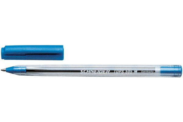 SCHNEIDER Kugelschreiber TOPS M 150803 blau