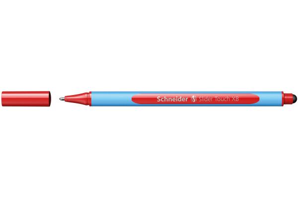 SCHNEIDER Touch Pen Edge 0,7mm 154202 rot