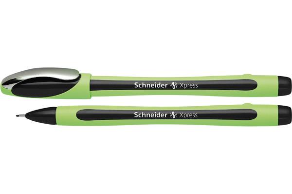 SCHNEIDER Fineliner Xpress 0.8mm 190001 schwarz