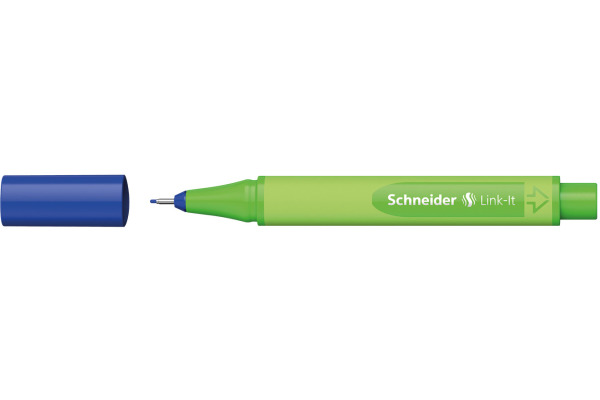 SCHNEIDER Fineliner Link-It 191203 blau