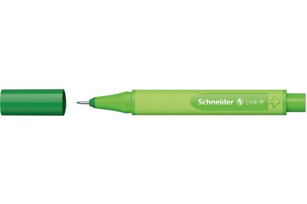 SCHNEIDER Fineliner Link-It 191204 grün