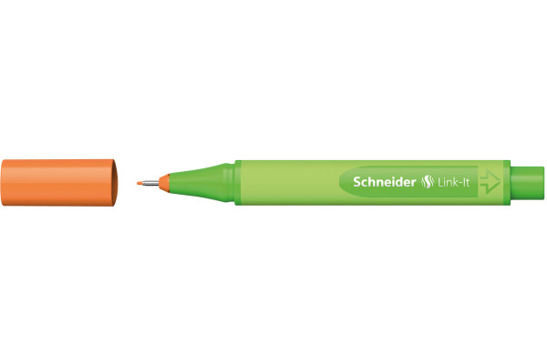 SCHNEIDER Fineliner Link-It 191206 orange