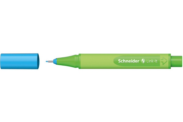 SCHNEIDER Fineliner Link-It 191210 hellblau