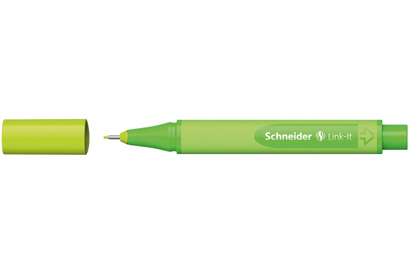 SCHNEIDER Fineliner Link-It 191211 hellgrün