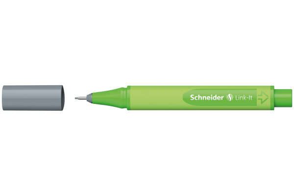 SCHNEIDER Fineliner Link-It 191212 anthrazit