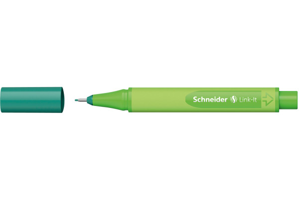 SCHNEIDER Fineliner Link-It 191214 türkis