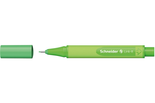 SCHNEIDER Fineliner Link-It 191215 mintgrün