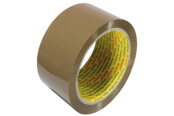 SCOTCH Verpackungsband 305 50mmx66m 305-50B braun
