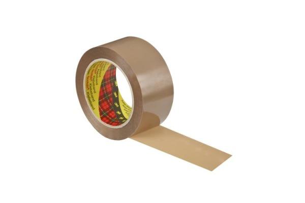 SCOTCH Verpackungsband 309 50mmx66m 309-5066B braun