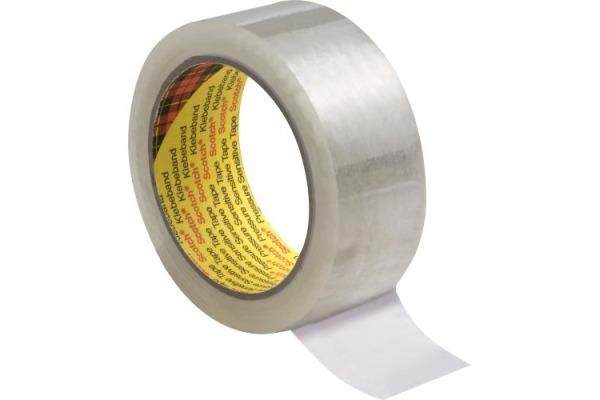 SCOTCH Verpackungsband 309 50mmx66m 309-5066T transparent